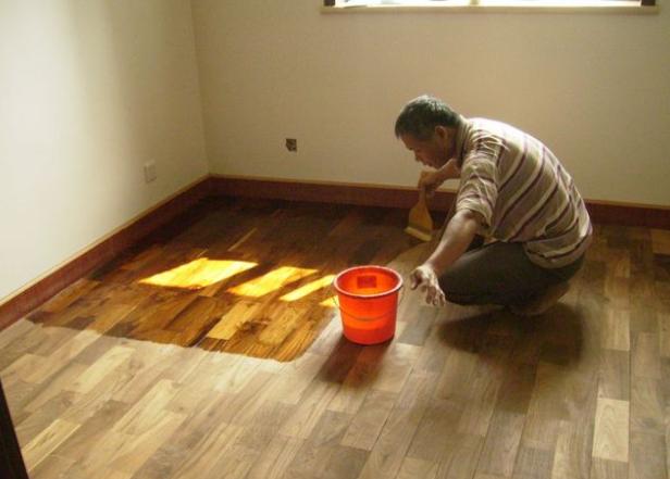 重庆木地板翻新与施工禁忌