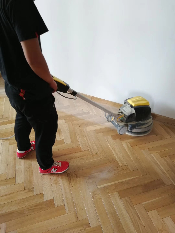 木地板划痕修复