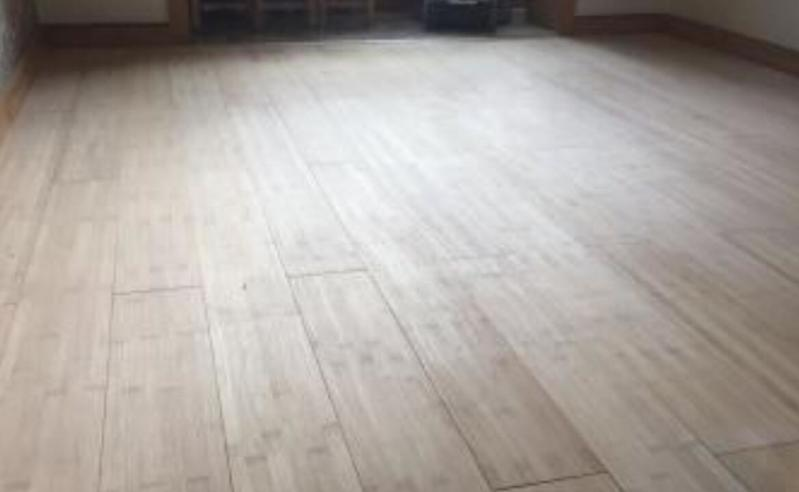 竹地板翻新案例