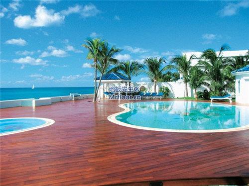 圣马丁海岛酒店案例