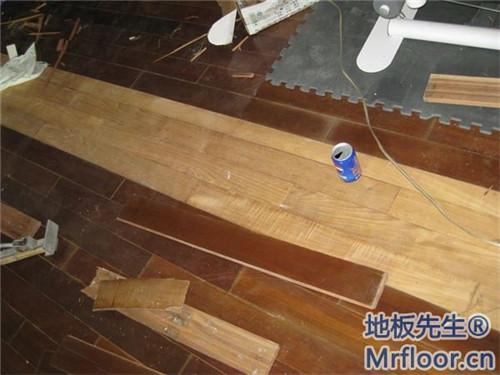 重庆木地板维修