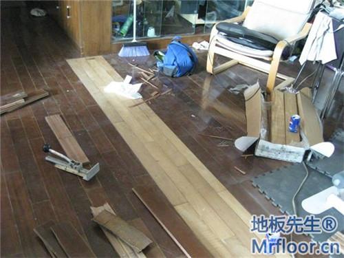 木地板维修