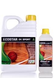 凯美沃FIBA体育木地板水性面漆
