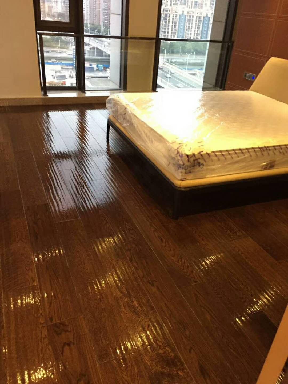 实木复合地板重涂打蜡保养