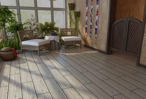 重庆阳台木地板
